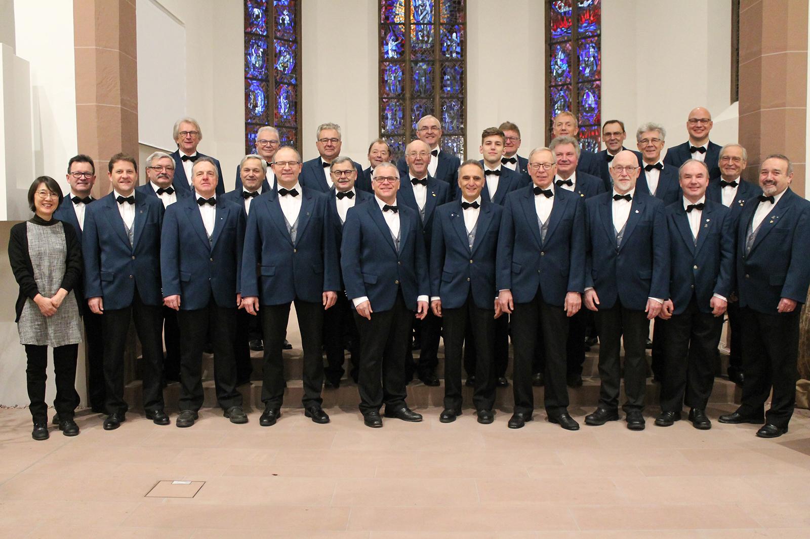 MGV, Männergesangverein, Silberbrunnen-Eintracht, Bahlingen,