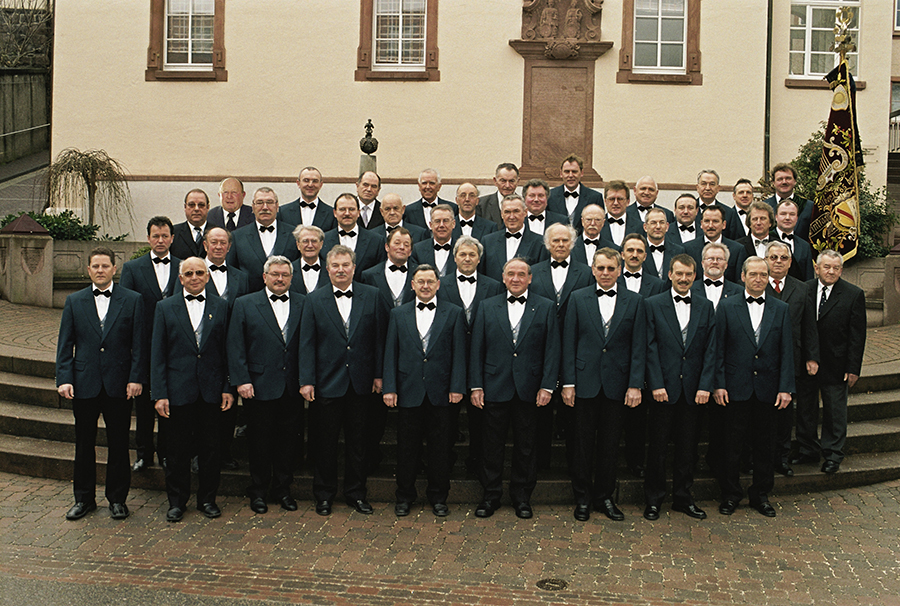 MGV, Männergesangverein, Silberbrunnen-Eintracht, Bahlingen, 2005